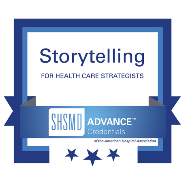 Storytelling Digital Badge