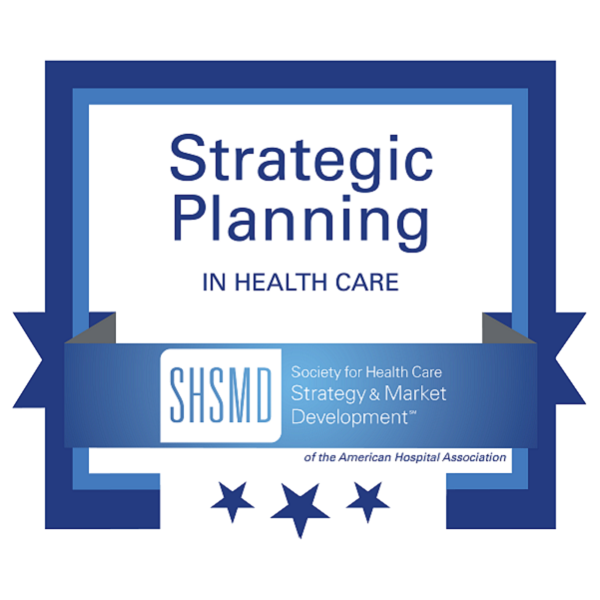 Strategic Planning Digital Badge