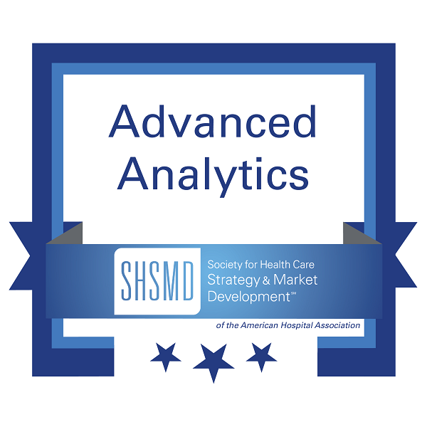 Advanced Analytics Digital Badge