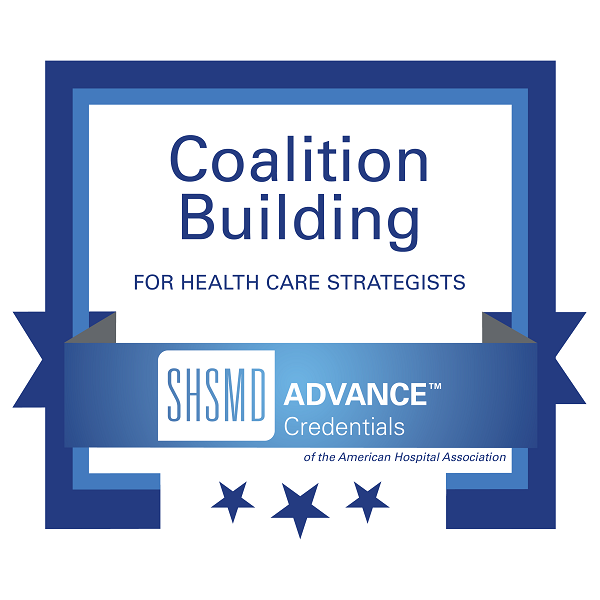 Coalition Building Digital Badge