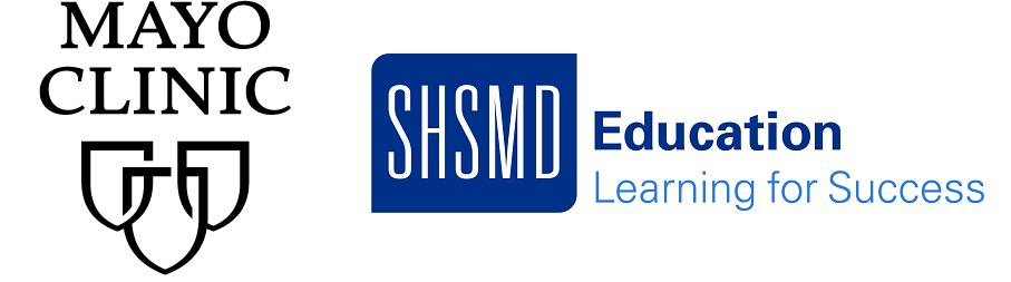 Mayo Clinic SHSMD Logos