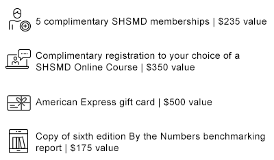 Member referral prizes